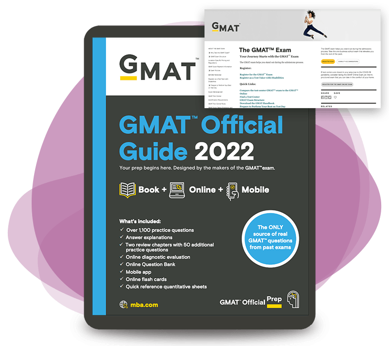Get to Know the Exam: GMAT Official Guide