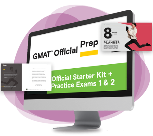 GMAT Prep: Start Free Practice Exams 1 & 2